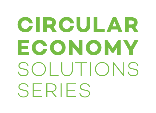 Circular Economy Solution Series Logo