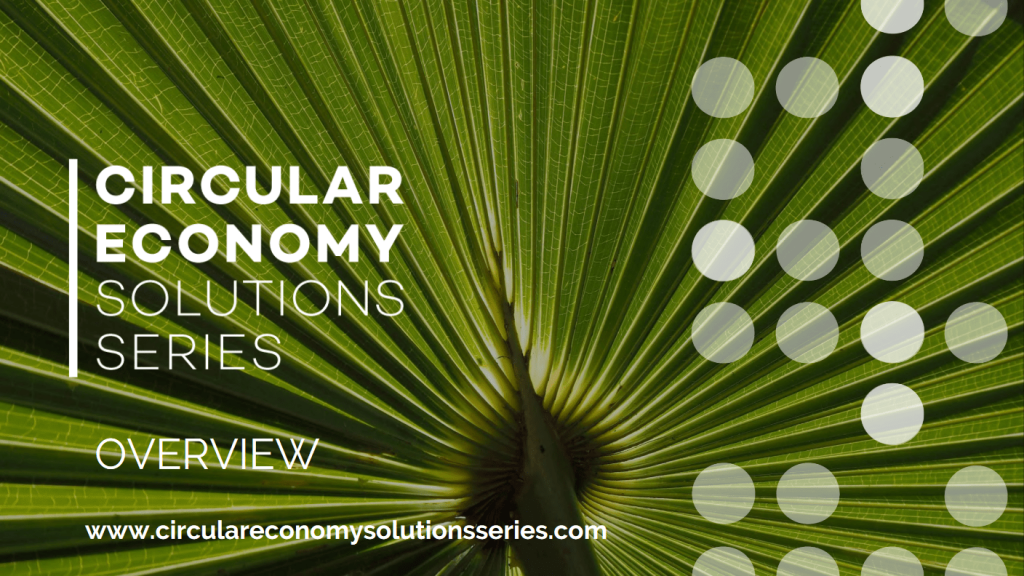 Circular Economy Solutions Series Cover